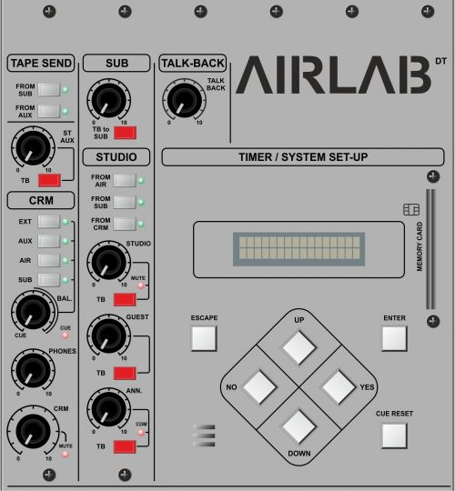 D&R AIRLAB DT