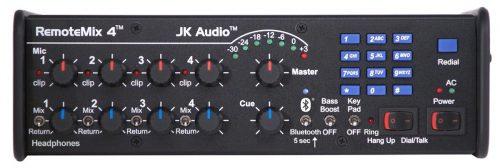 JK Audio RemoteMix 4