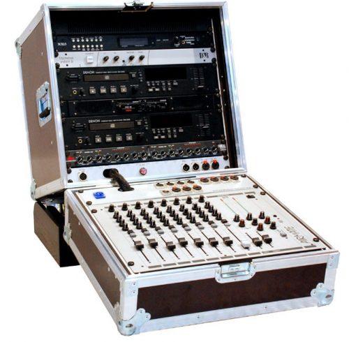 Packradio® A1-M