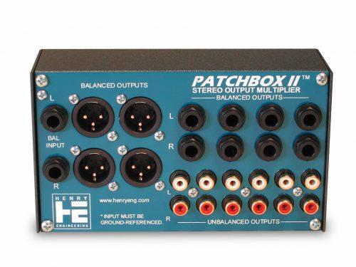 PATCHBOX II ™
