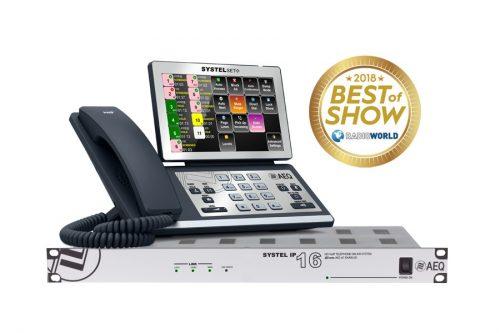 AEQ Systel IP-16