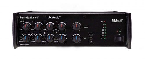 JK Audio RemoteMix x4