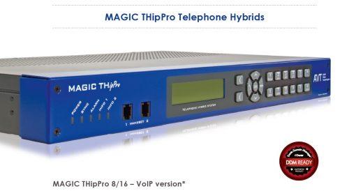 AVT MAGIC THipPro Telephone Hybrid