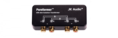 JK  Audio Pureformer